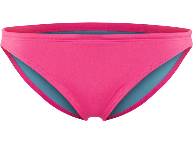 TYR Solid Classic Bikini Bottom Dame fluo pink